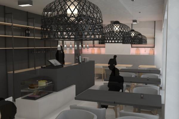 Interieurconcept restaurant