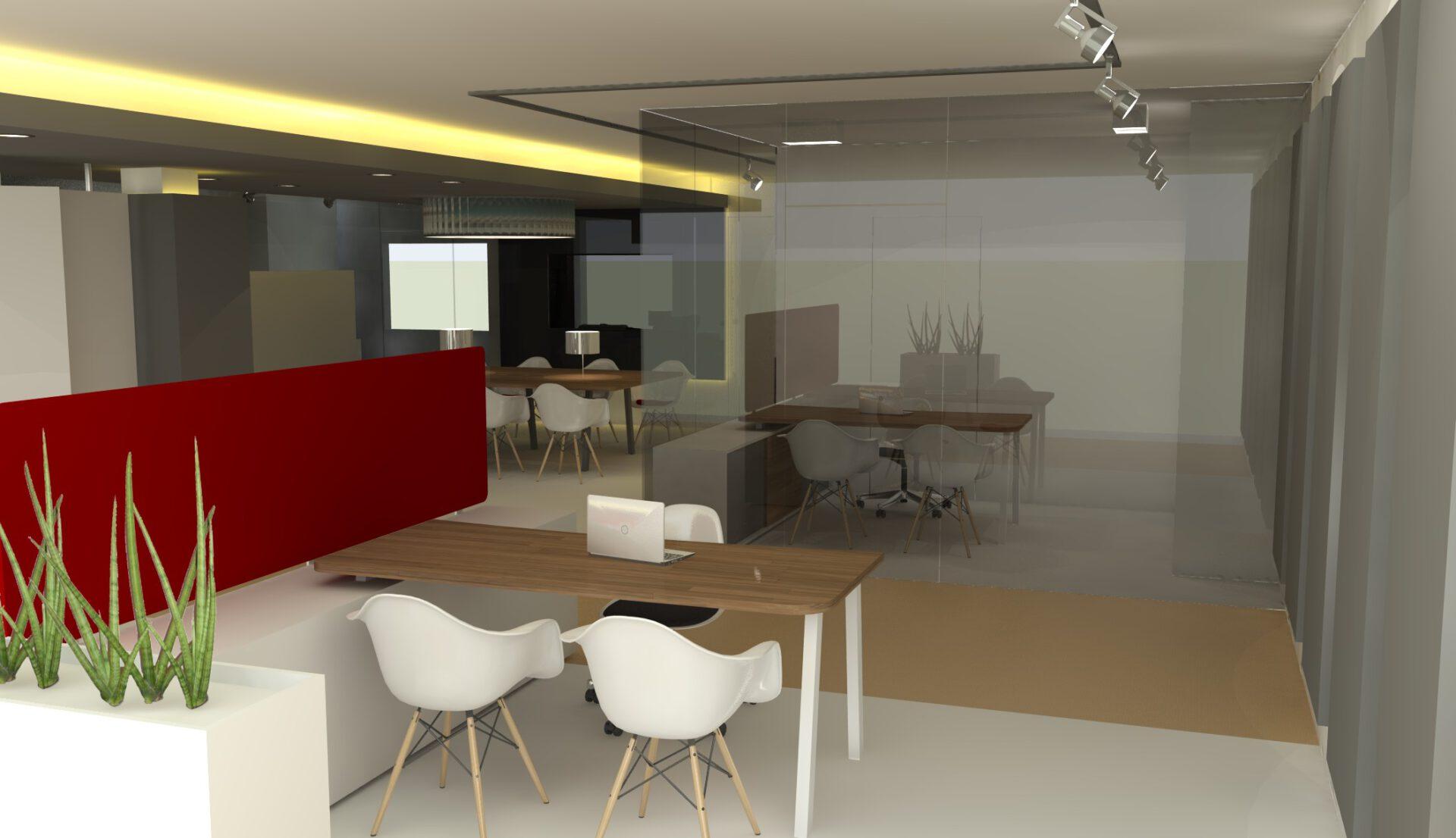 interieur ontwerp kantoor