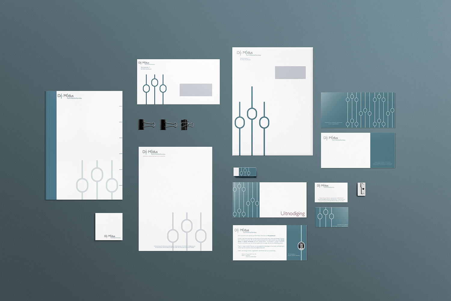 branding Do Modus architectenbureau