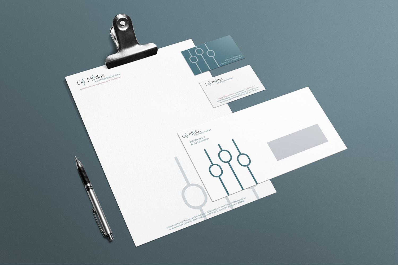 huisstijlontwerp architectenbureau