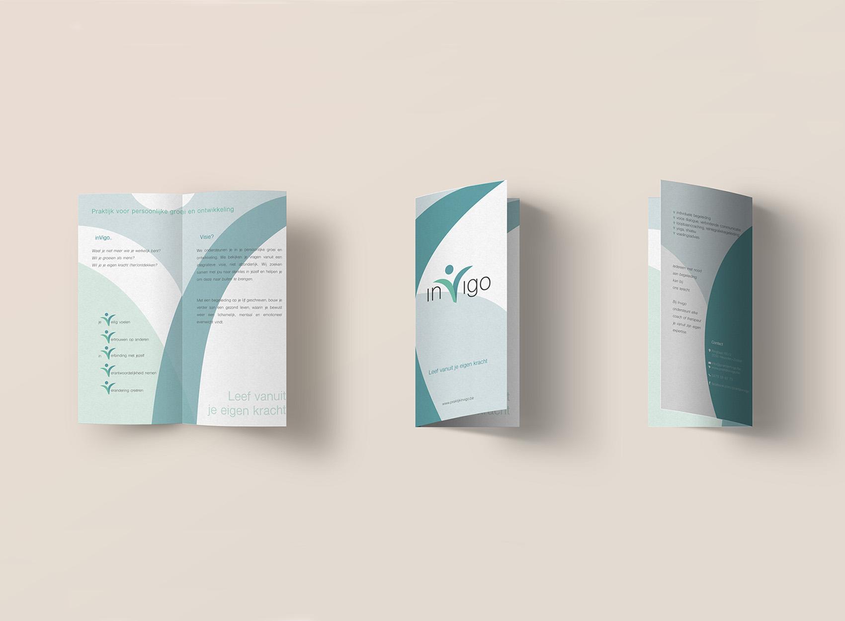 ontwerp folder