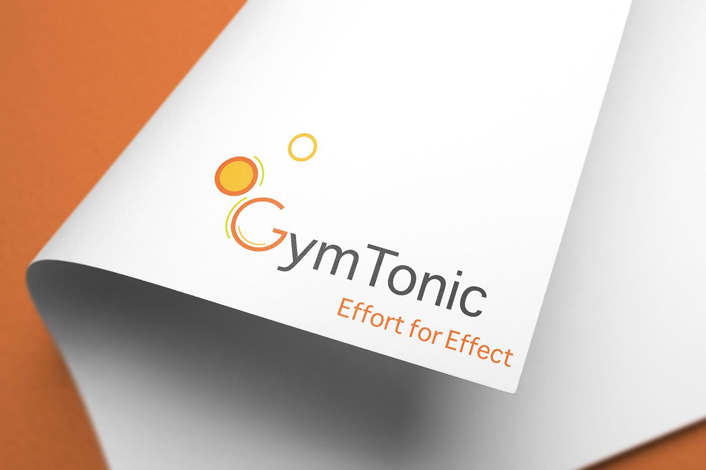 logo ontwerp GymTonic