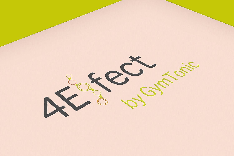 ontwerp logo 4Effect