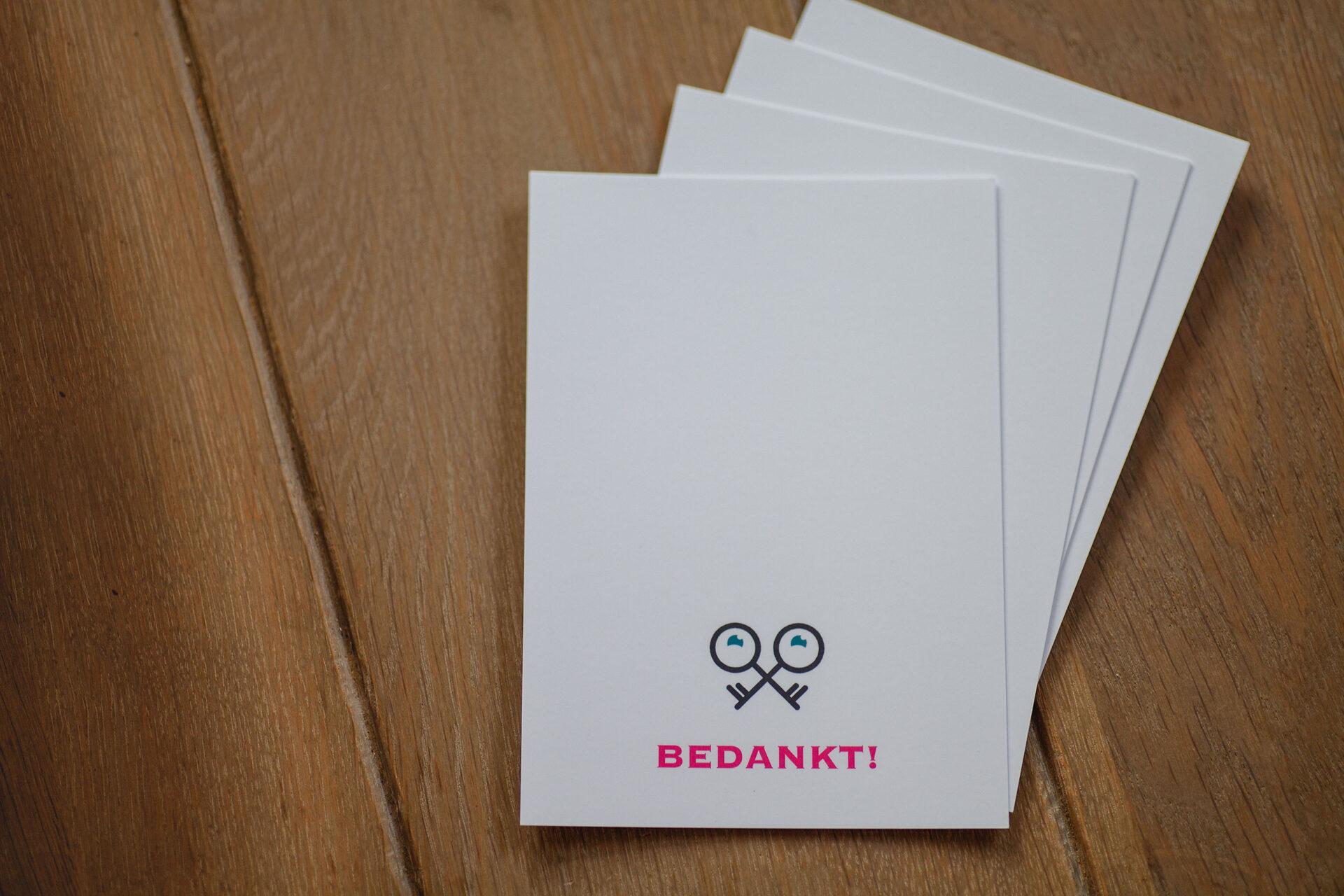 ontwerp groetenkaarten