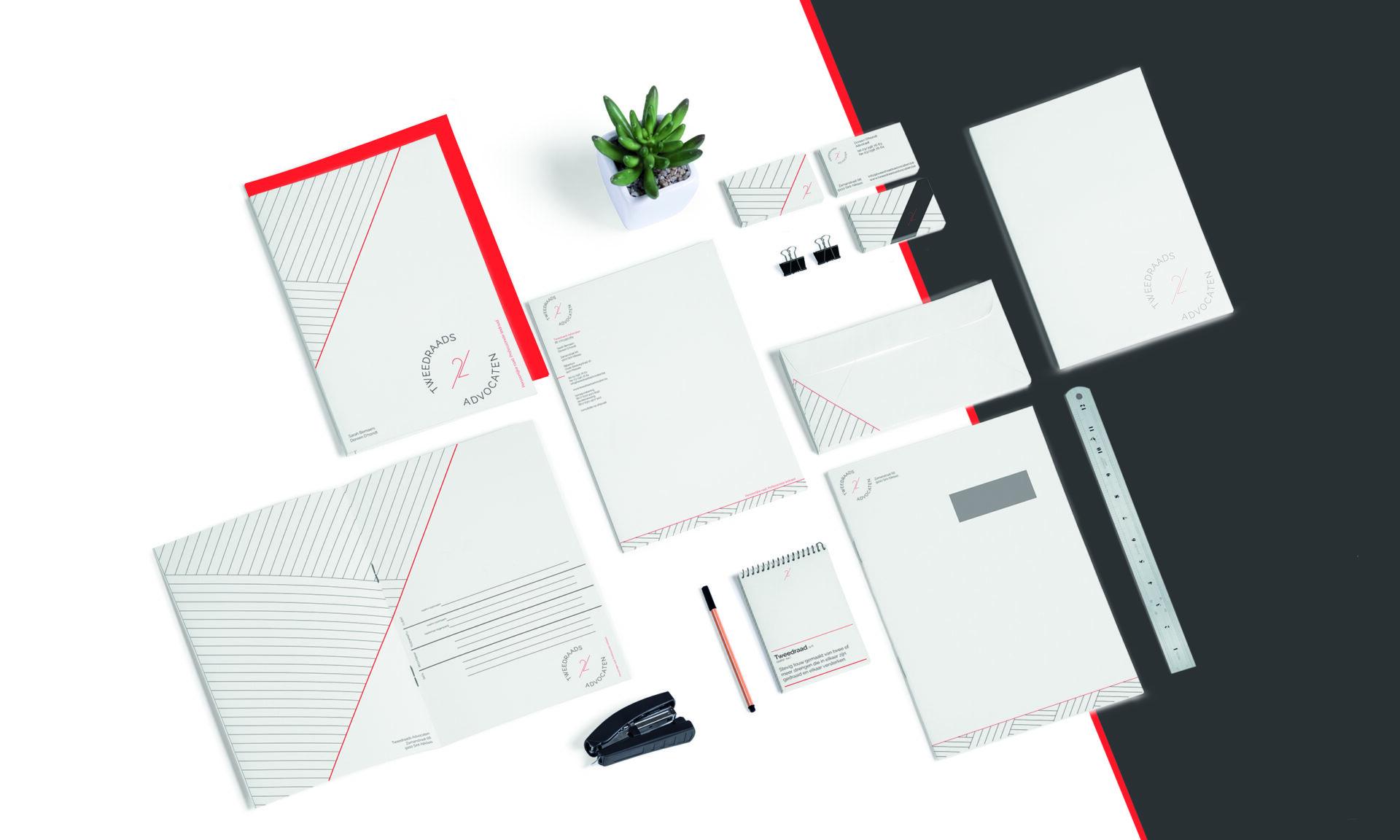 huisstijl grafisch vormgever