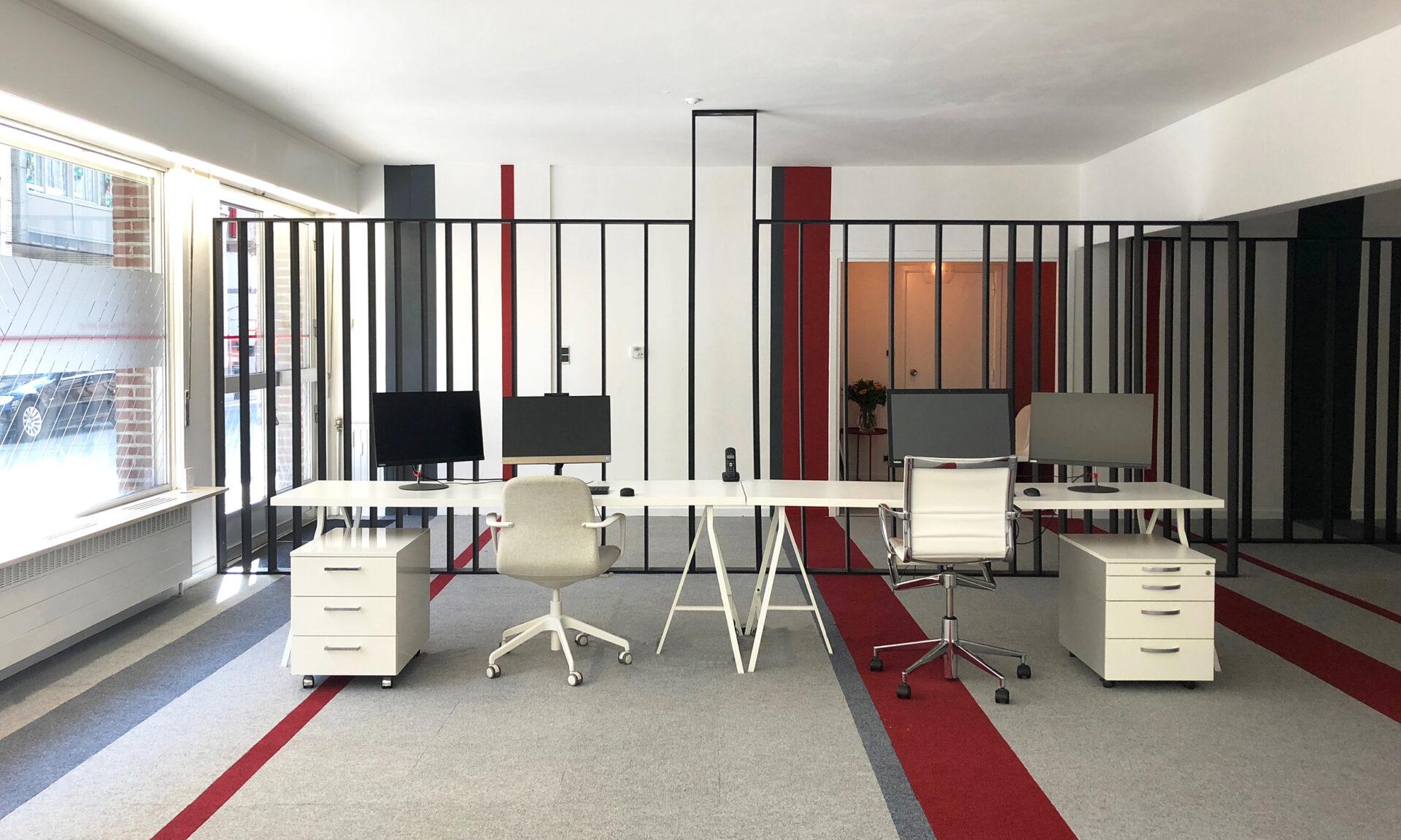 interieurinrichting kantoor