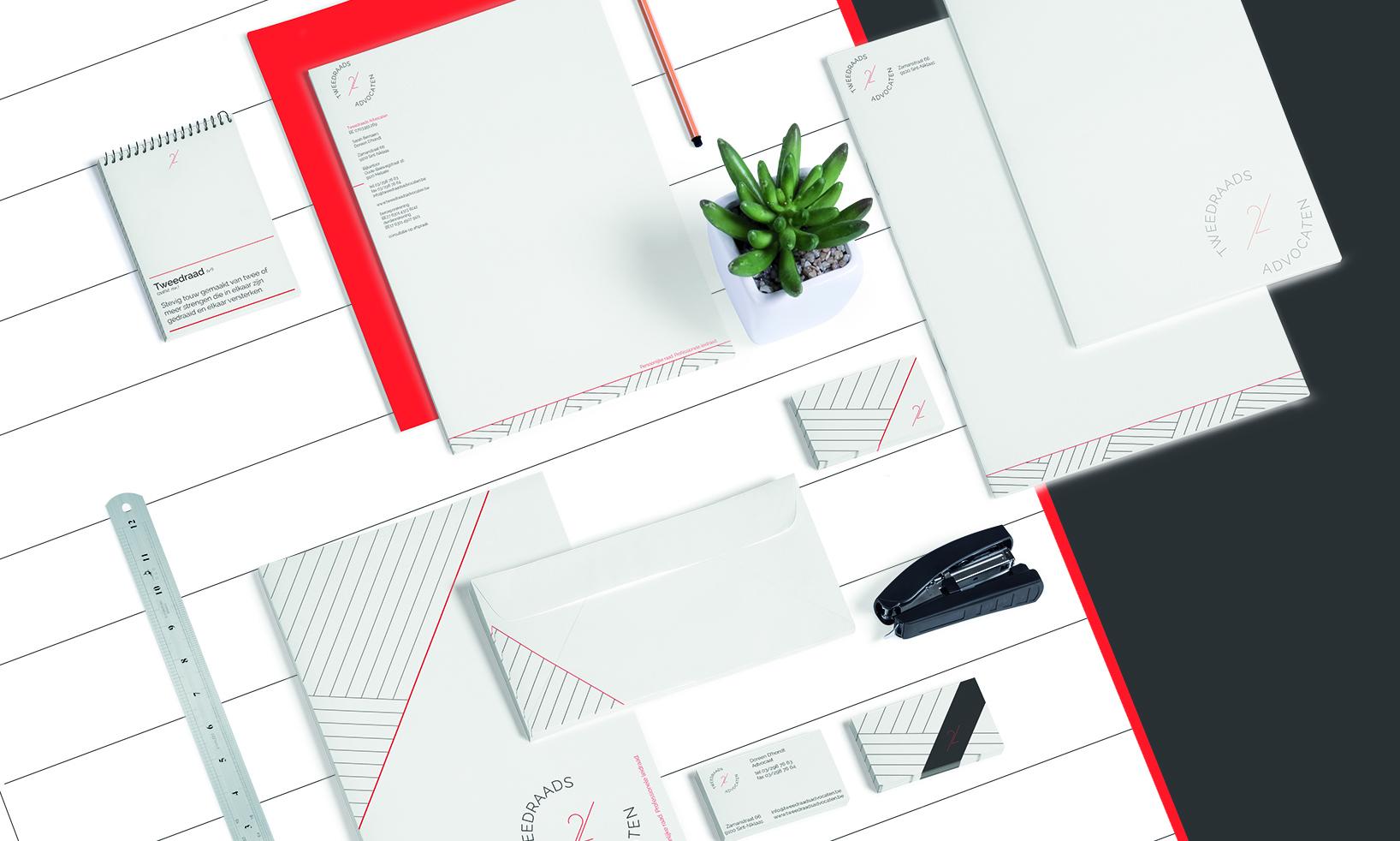logo huisstijl grafisch vormgever