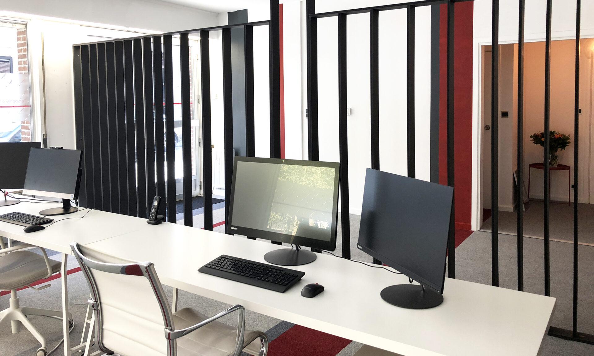 ontwerp kantoor interieurarchitect