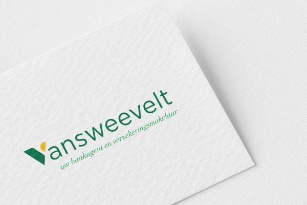 Logo & huisstijl Vansweevelt