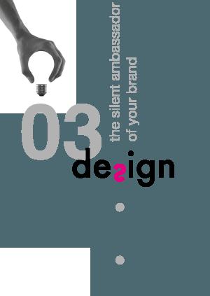 Stap 3 van een project in grafische vormgeving