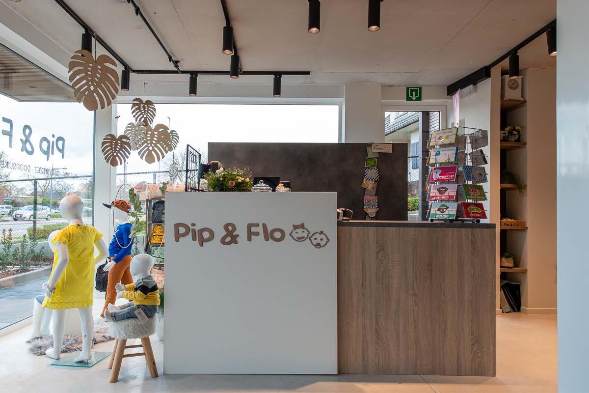 Winkelinrichting Pip&Flo
