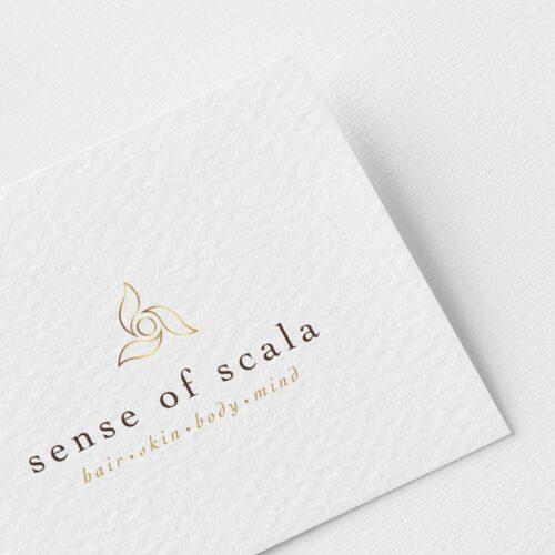 Logo en Huisstijl Sense of Scala