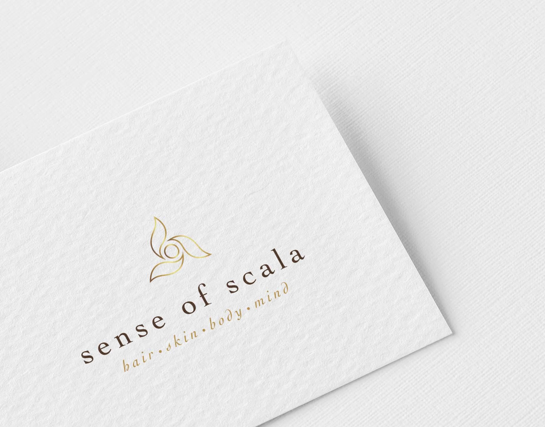Logo ontwerp genk sense of scala