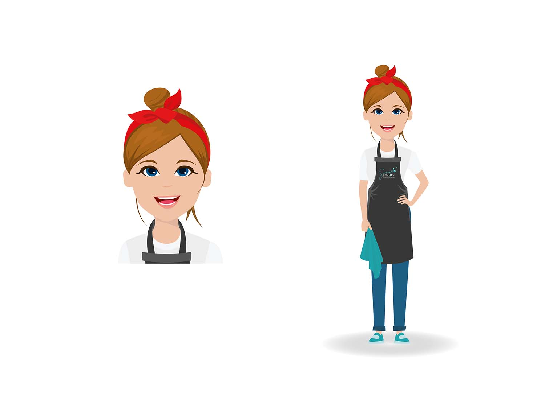 ontwikkeling avatar voor je merk