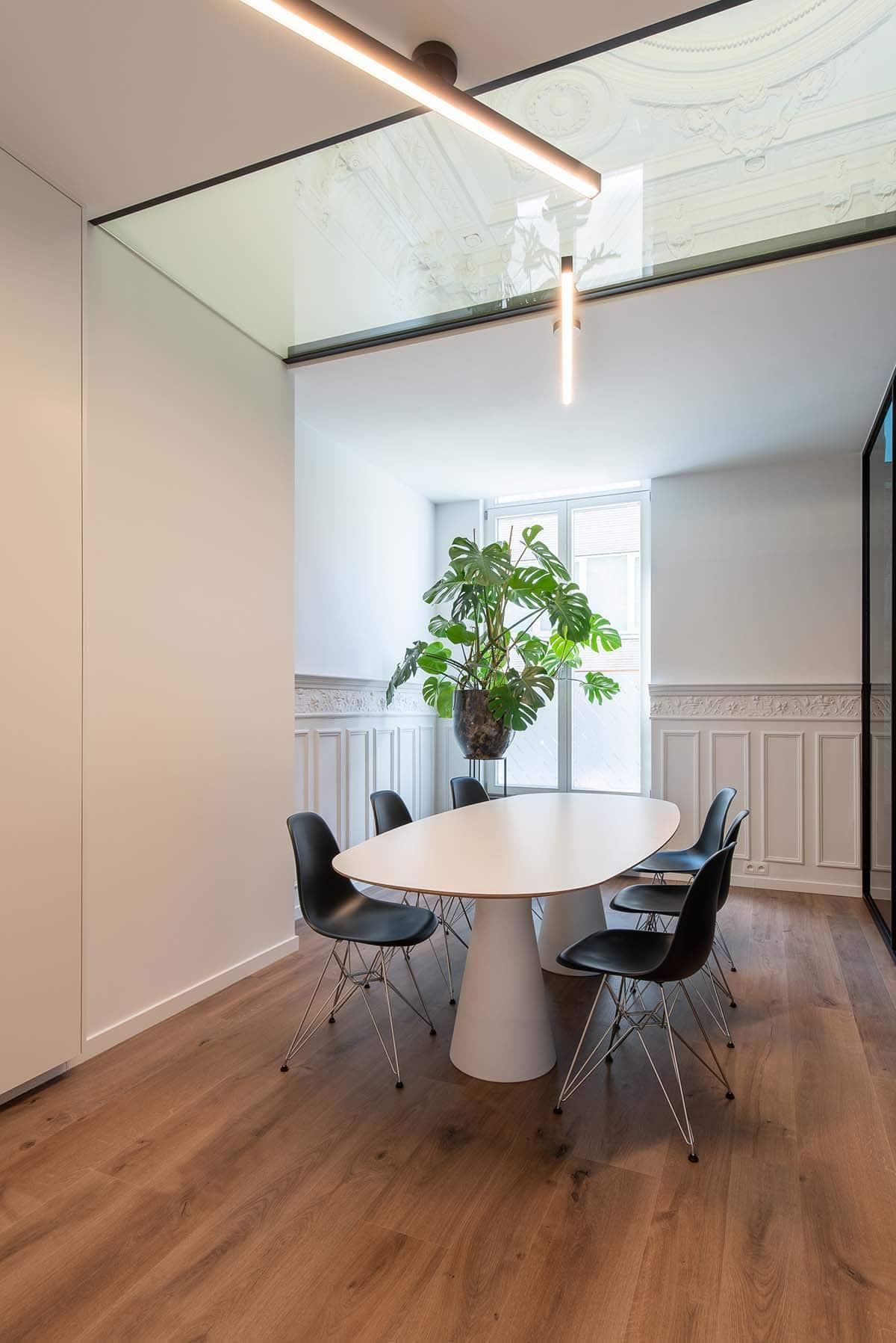 interieur ontwerp tweedraads advocaten