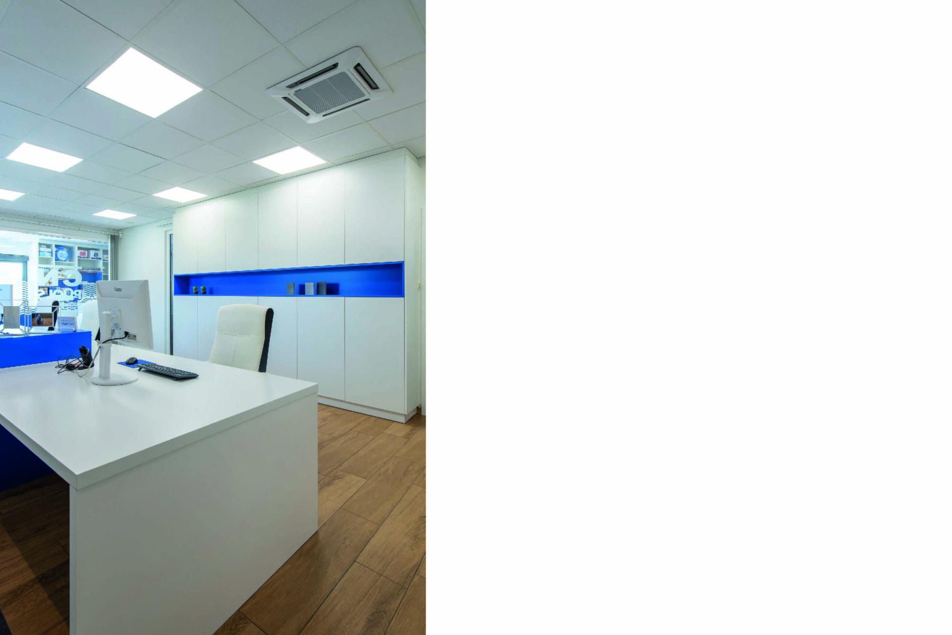 kantoorinrichting limburg interieurarchitect