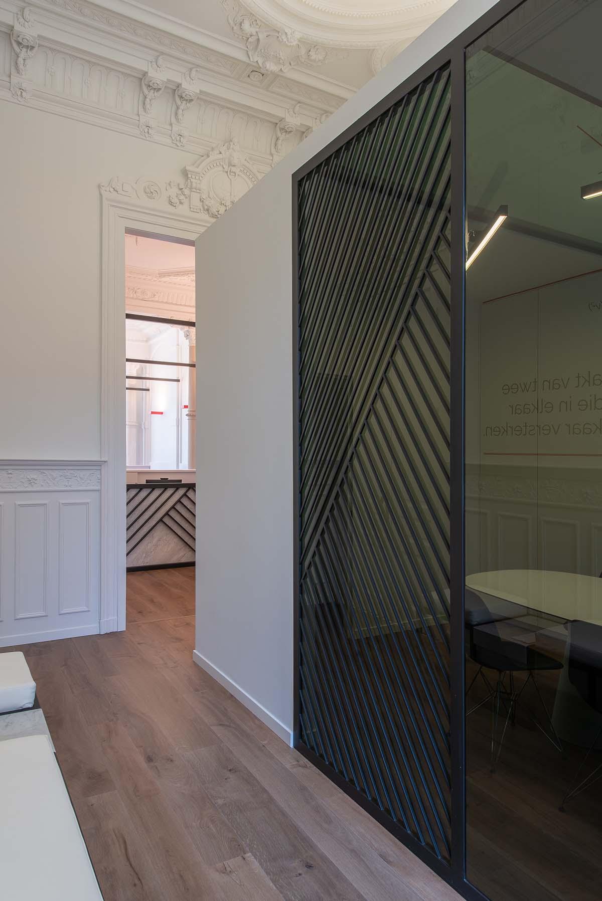 kantoorruimte ontwerp interieurarchitect antwerpen limburg