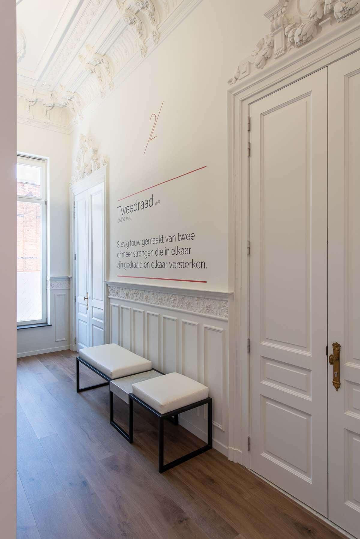 tweedraads advocaten ontwerp interieur